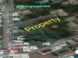 Chaguanas, ,Land,For Sale,1098