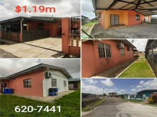 Couva, ,House,For Sale,1099