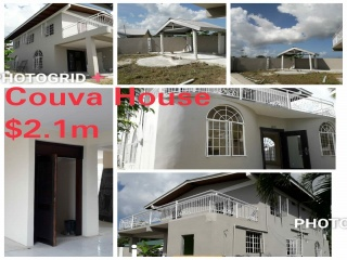 Couva, ,House,For Sale,1102