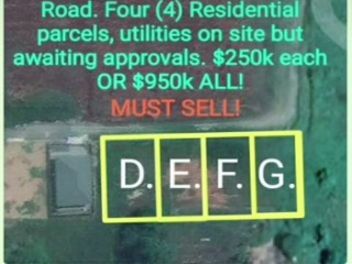 Chaguanas, ,Land,For Sale,1140