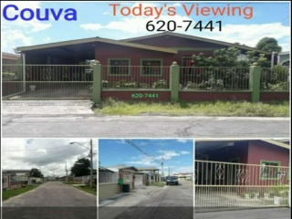 Couva 3bed Collage