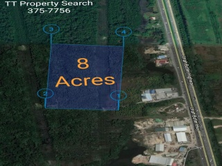 Chaguanas, ,Land,For Sale,1026