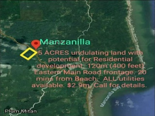 Siparia, ,Land,For Sale,1065