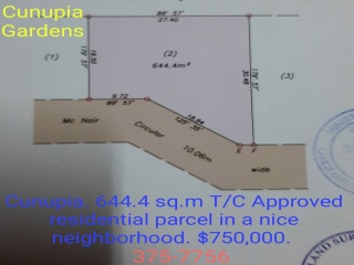 Chaguanas, ,Land,For Sale,1079