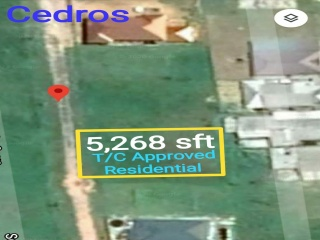 Siparia, ,Land,For Sale,1084