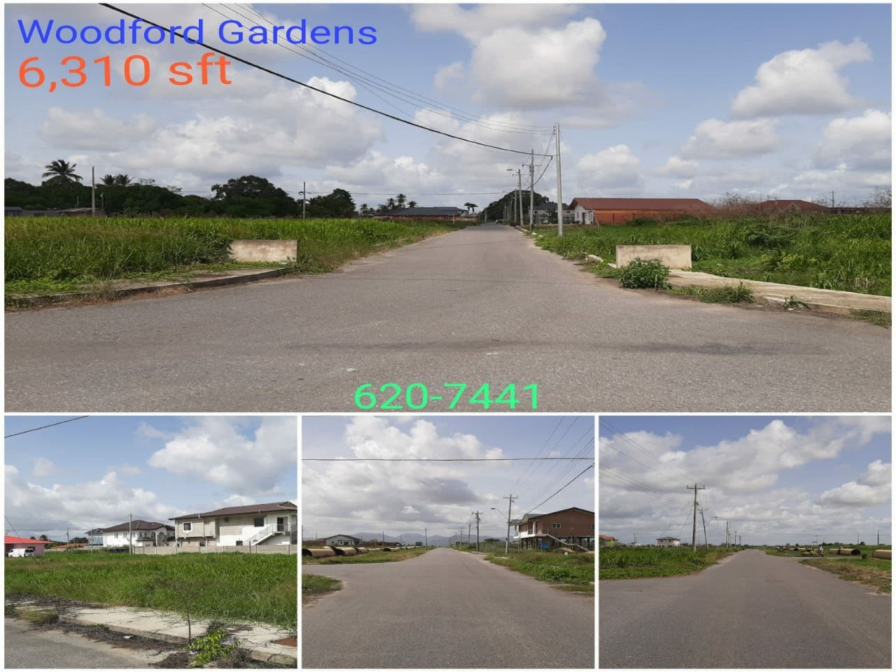 Chaguanas, ,Land,For Sale,1091